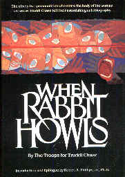 when rabbit howls summary Summary : astraeas review of when rabbit howls by the troops for truddi chase july 25 1987 review of when rabbit howls descriptions of interviews with truddi chase the.