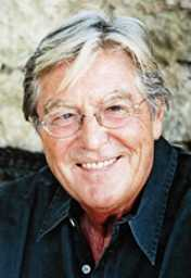 Click to return to ARJ Page,  File Photo of Peter Mayle