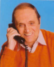 Click to return to ARJ Page,  File Photo of Bob Newhart  [ or  from [Credits for source of photo]]