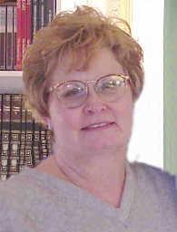 Click to return to ARJ Page, Photo of Kathy Nichols Dolan taken by Bobby Matherne, 2000