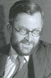 Click to return to ARJ Page,  File Photo of William Empson