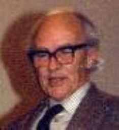 Click to return to ARJ Page,  File Photo of Bernard Nesfield-Cookson]