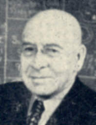 Click to return to ART Page,  Photo of Alfred Korzybski from book jacket