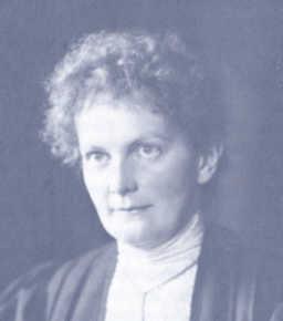 Photo of Mariya Yakovlevna aka Maria von Sivers or Sievers from page 119 of book.