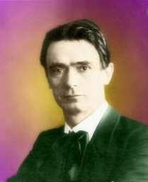 Click to return to ARJ Page, Photo of Rudolf Steiner: Used by Permission of Anthroposophic Press
